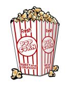 popcorn - Crop